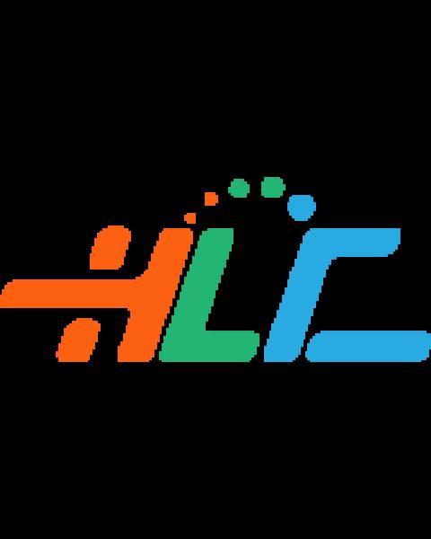 A Dozen of Dazzling Rhinestone Heart Style Dangle Earrings (E1180)